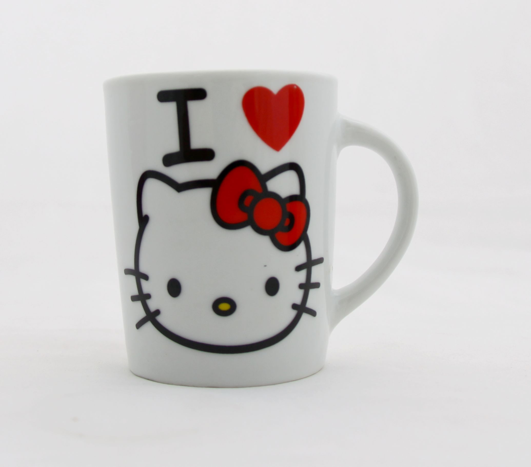 Hrnek Hello Kitty 200 ml I love ?