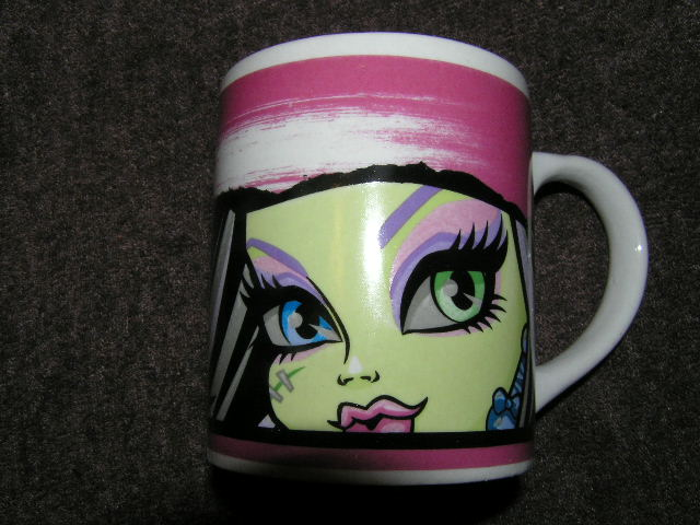 hrnek Monster High MH1A