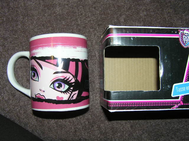 hrnek Monster High MH1B
