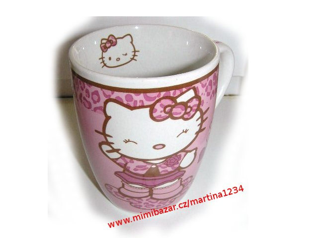 Hrnek Hello Kitty spí 250 ml