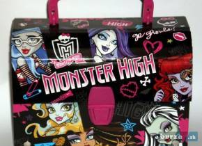 Kufřík Monster High